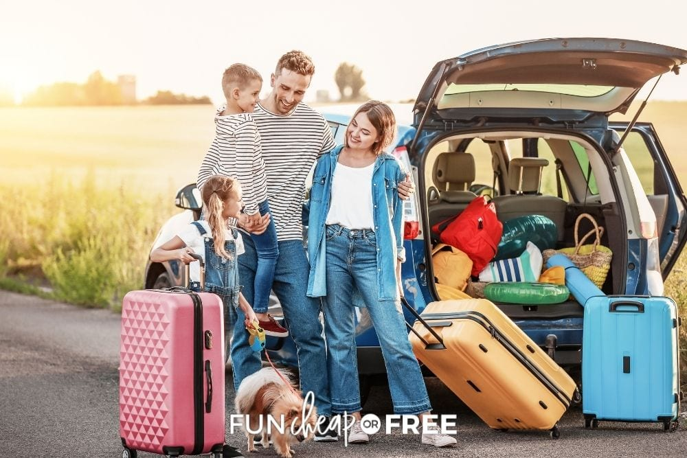 Road Trip with Kids? You NEED These Tips & Tricks!