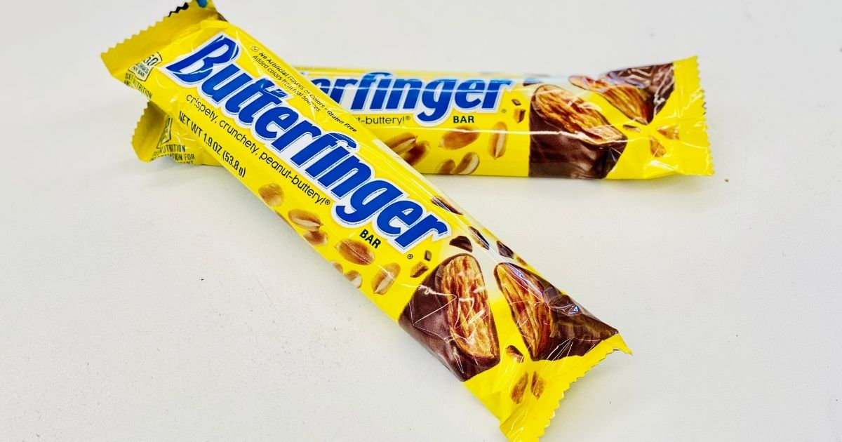 Two FREE Butterfinger Candy Bars After Cashback at Walgreens