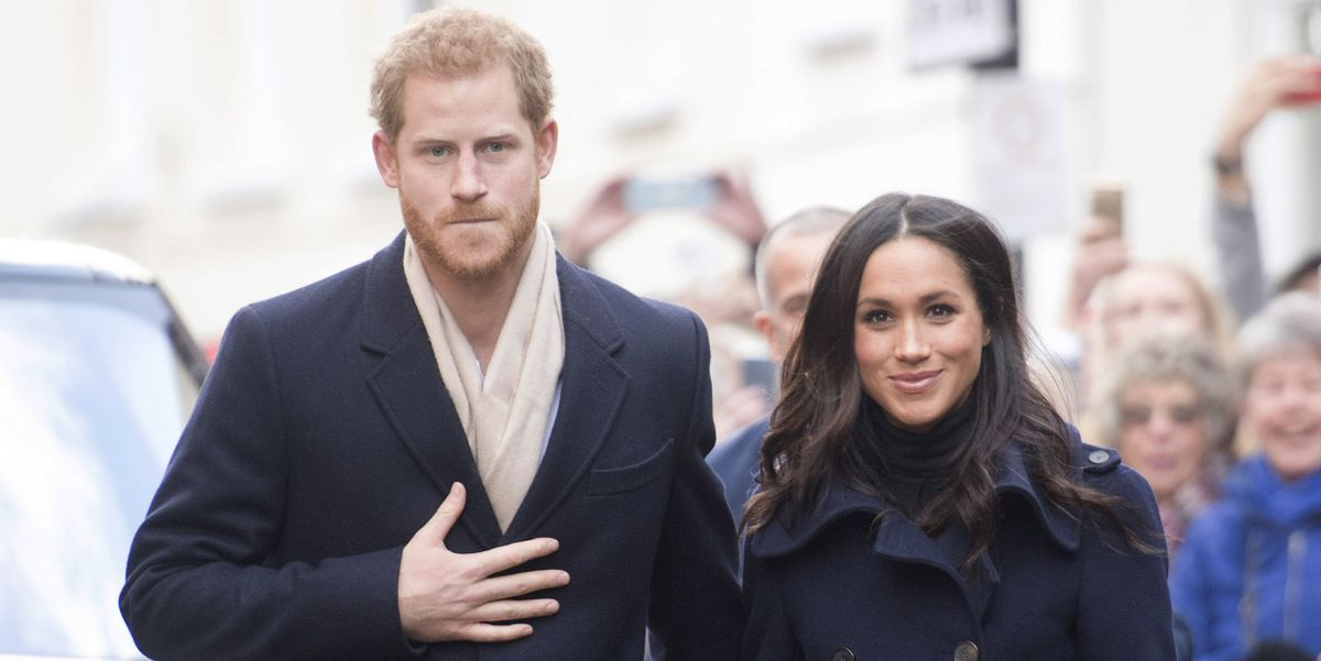 Prince Harry Is Returning To England For The Holidays—Probs Without Meghan Markle