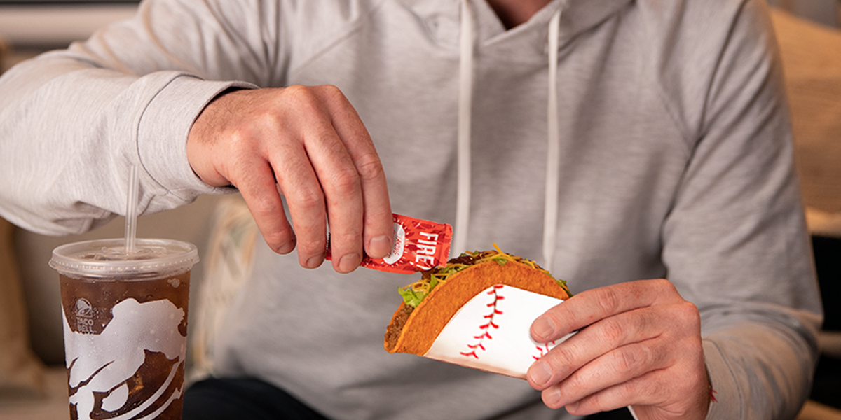 Taco Bell Will Give You A Free Taco If Someone Steals A Base During The World Series