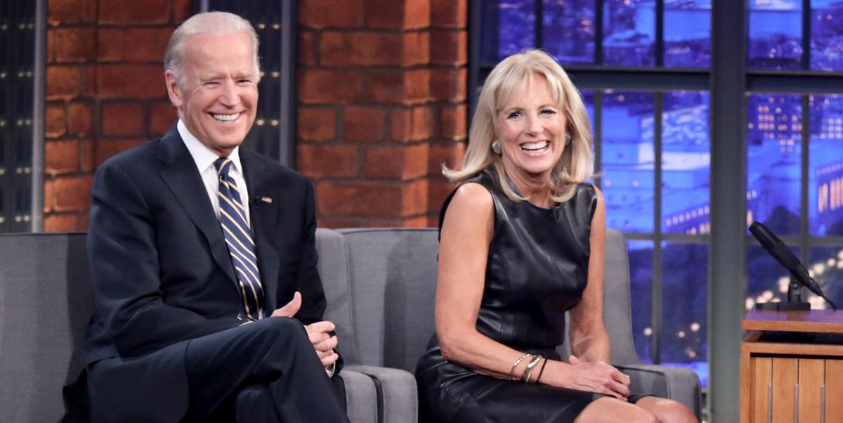 Jill Biden Reveals What A Typical White House Date Night Is Like