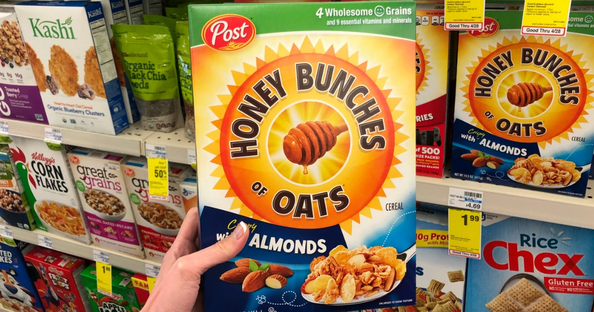 Post Cereal Customers May Qualify for a Class Action Settlement Payout