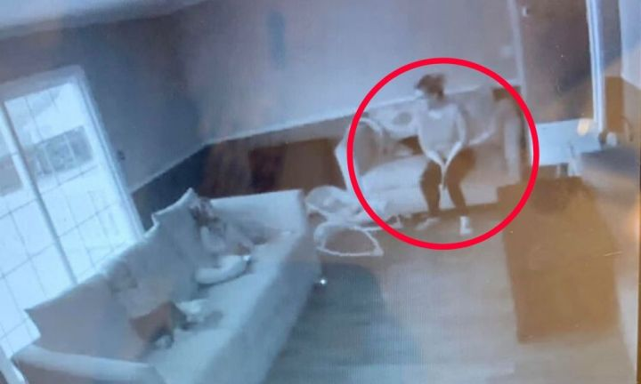 'Ghost' on mum's baby monitor is actually hilarious technology fail