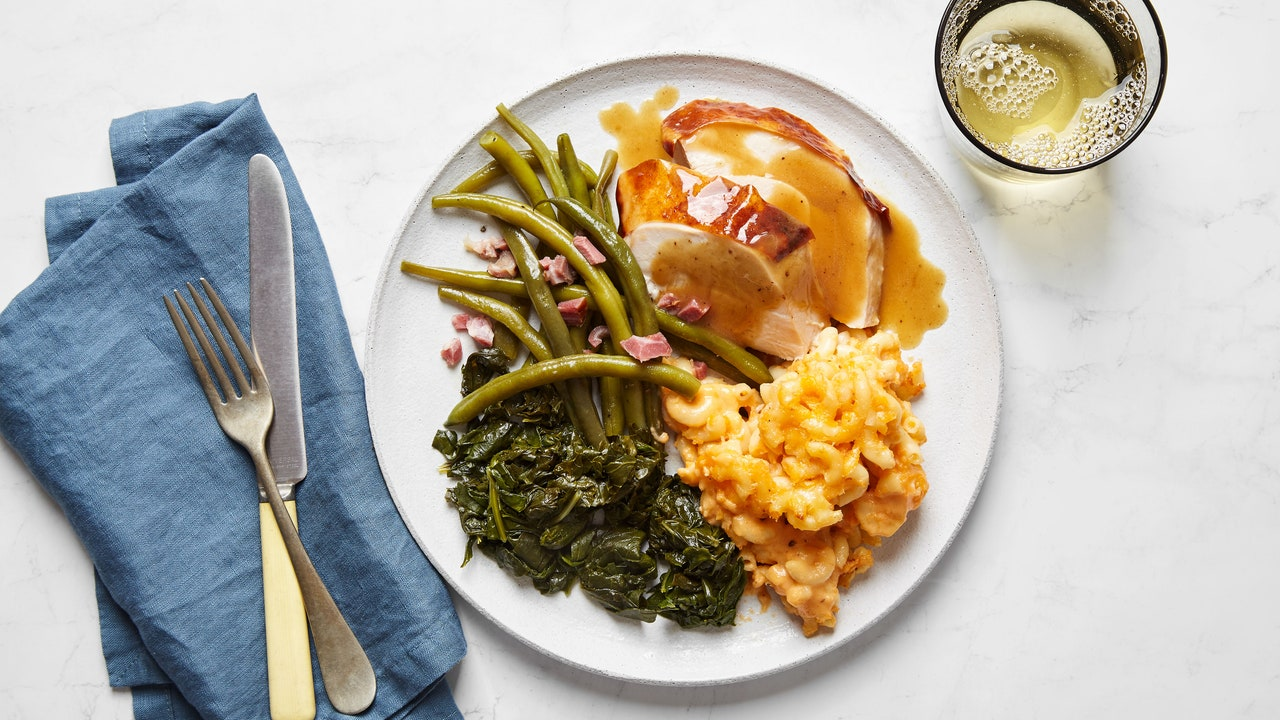 How Erick Williams Created the Perfect Thanksgiving Mac and Cheese