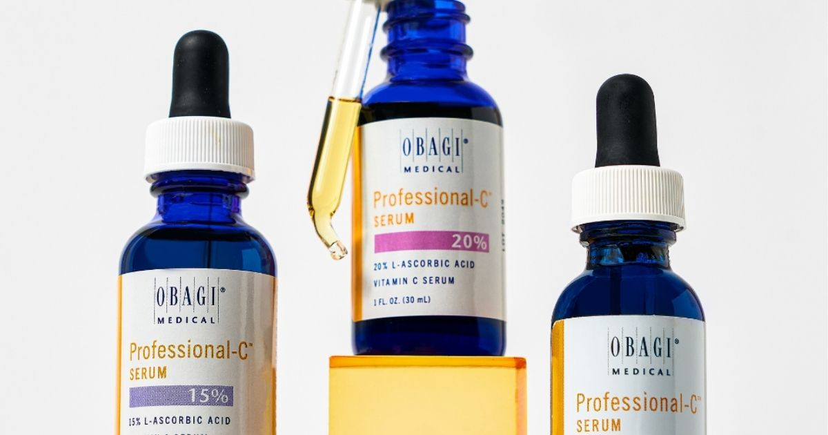 Obagi Medical Vitamin C Serums from $60 Shipped on Amazon