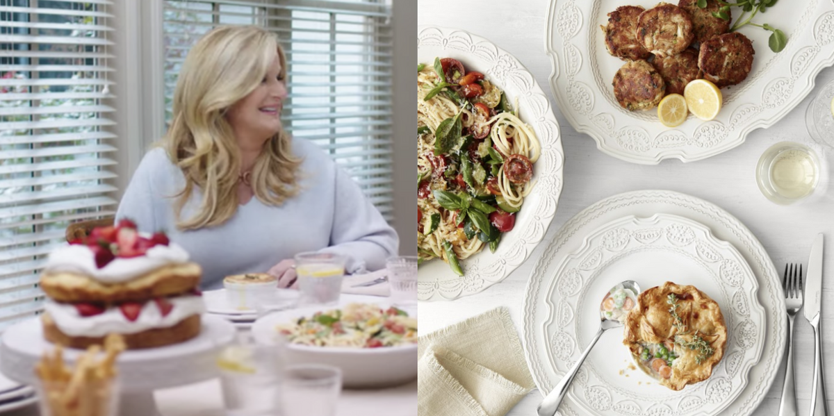 Trisha Yearwood Has A New Line Of Dinnerware With Williams Sonoma