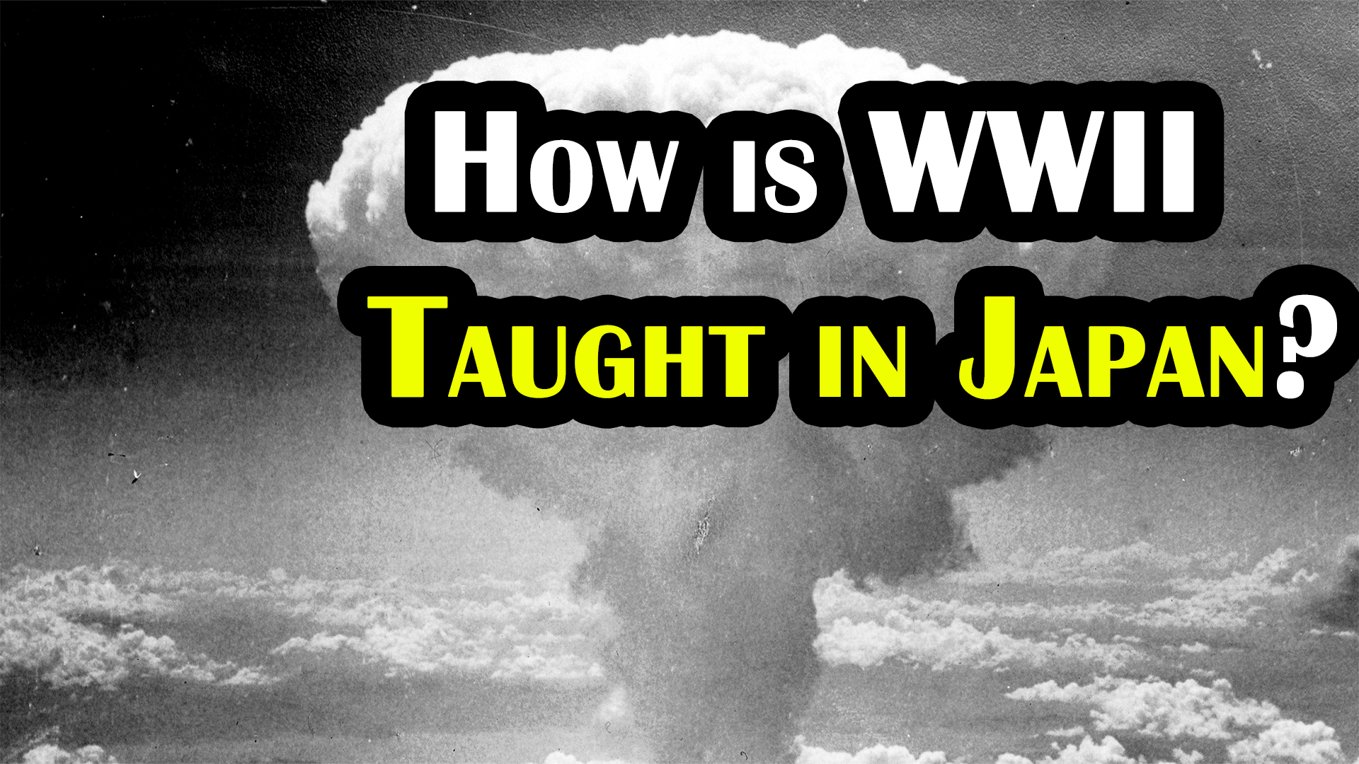 How Do the Japanese Teach About WWII?