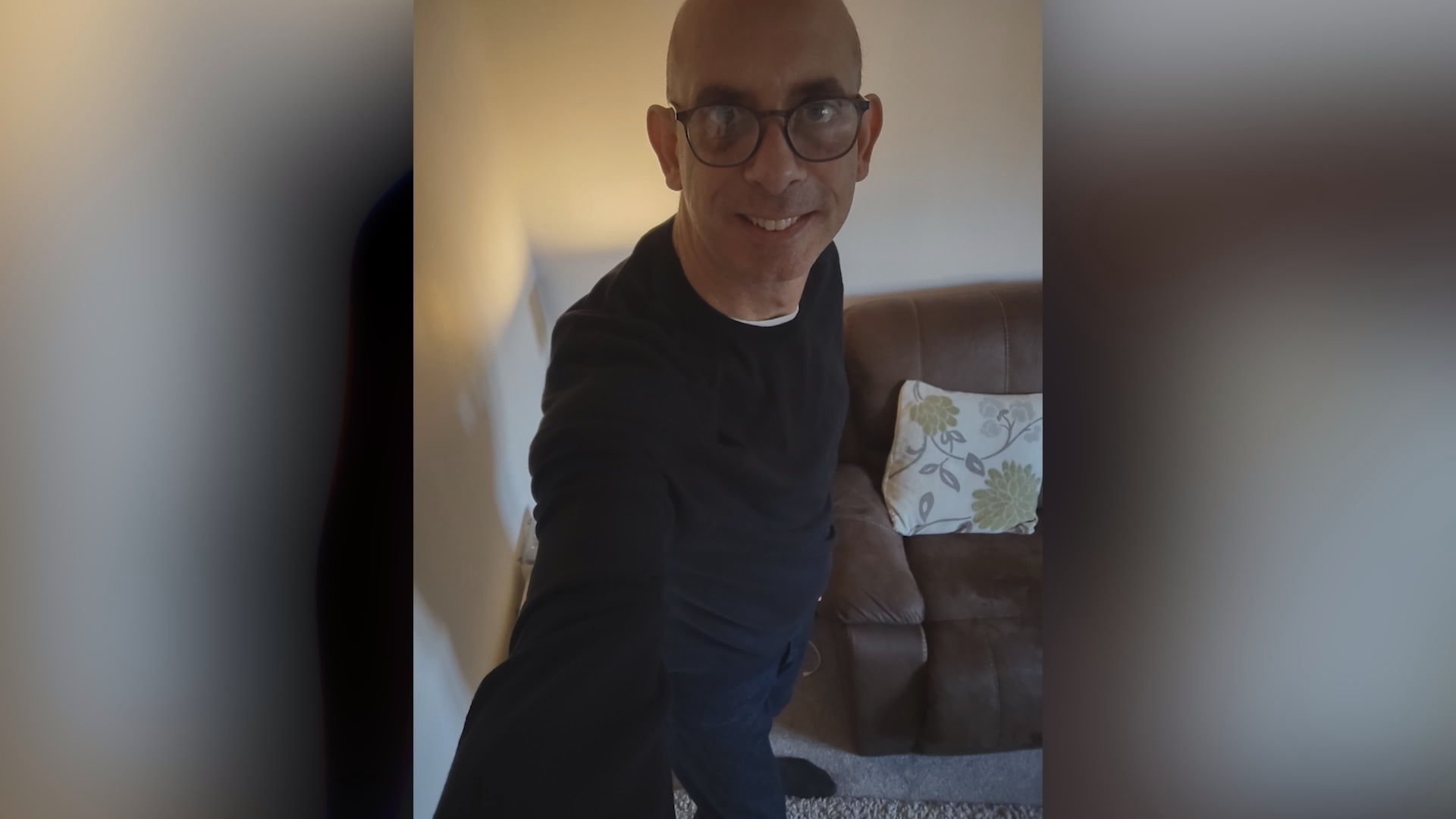 Sussex man loses three stone as part of healthy eating initiative