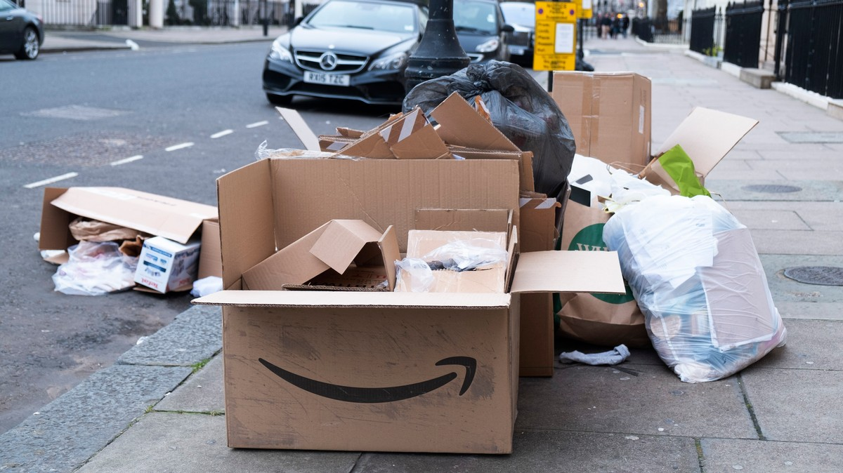 Happy Prime Day, Amazon Is Destroying Millions of Products a Year