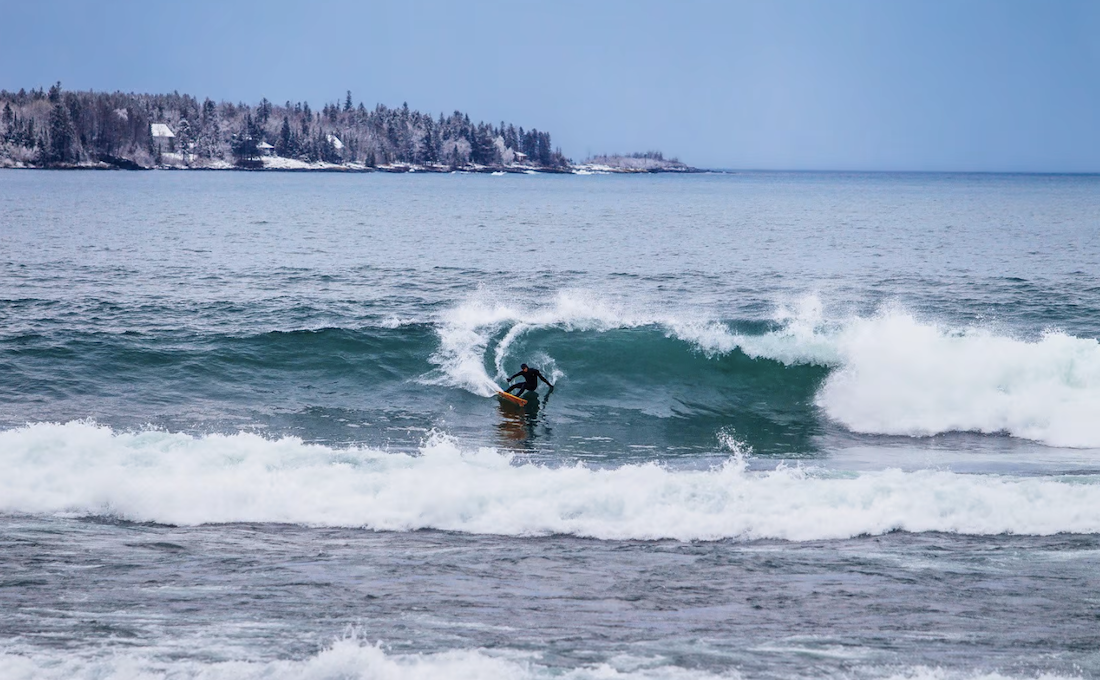 Surfing May Be a Crime, According to Official Michigan Proposal