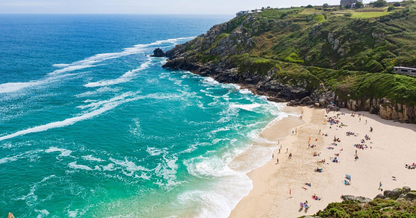 The best beaches in Cornwall
