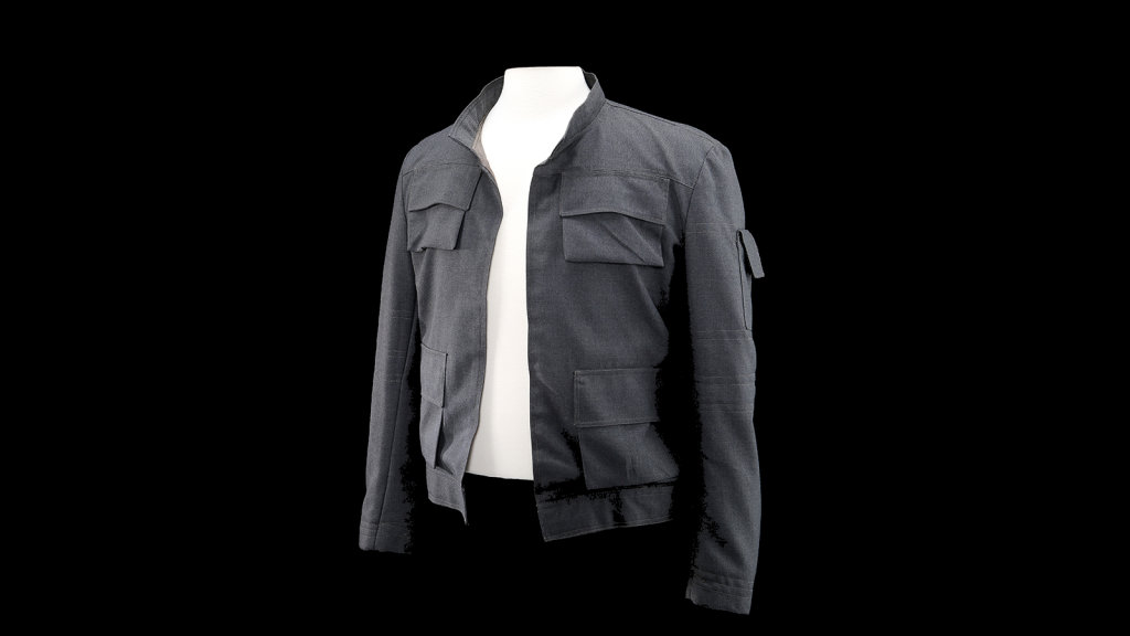 How Much Would You Pay for Han Solo's Jacket?