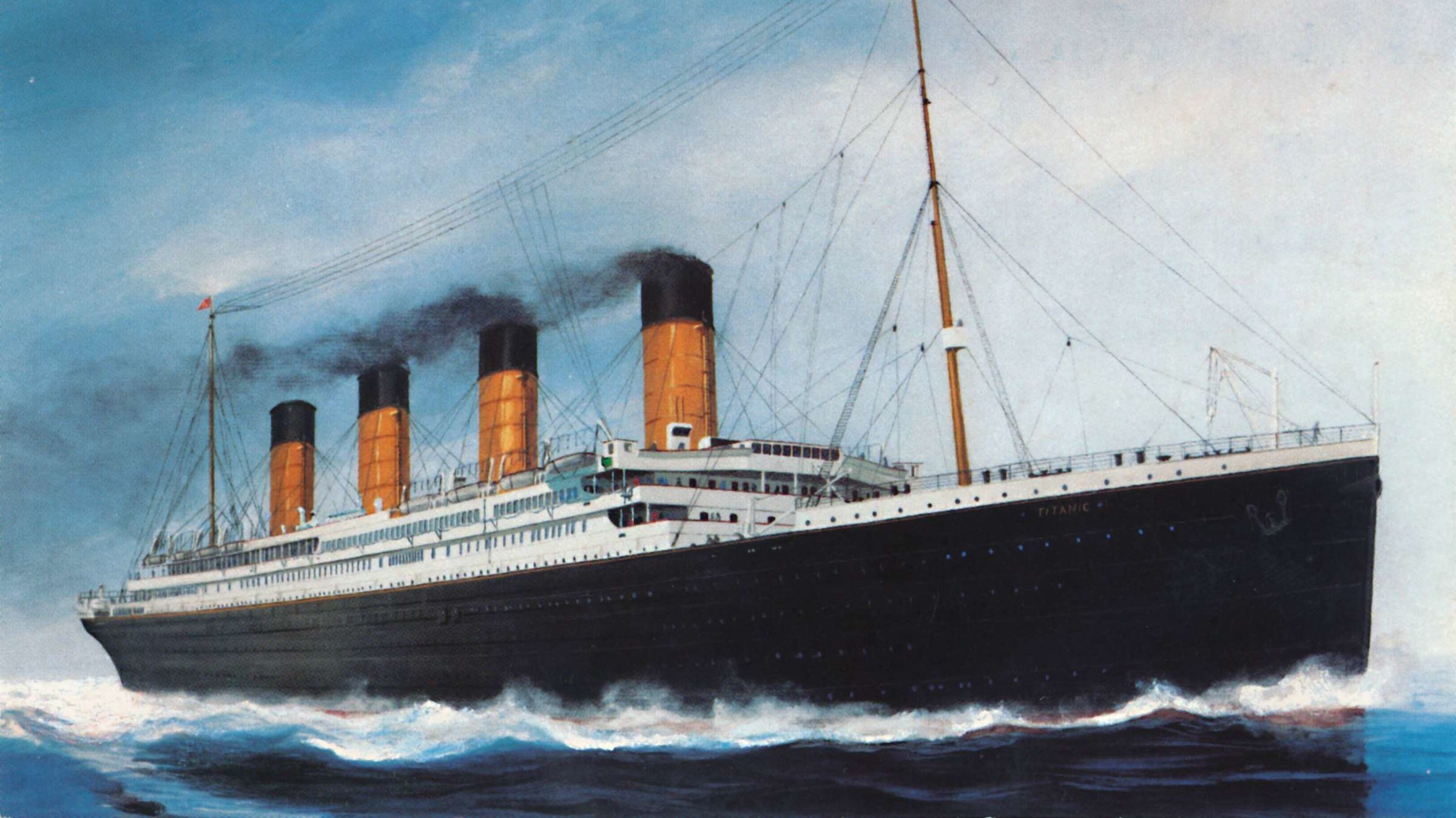 11 Questionable Suggestions for Raising the Titanic