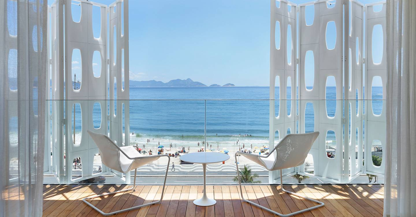 Emiliano Hotel review: the top stay on Rio de Janeiro's most famous beach