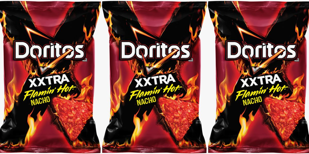 It's A Flamin' Hot Showdown Between Cheetos And The New Doritos Xxtra Nacho Flavor