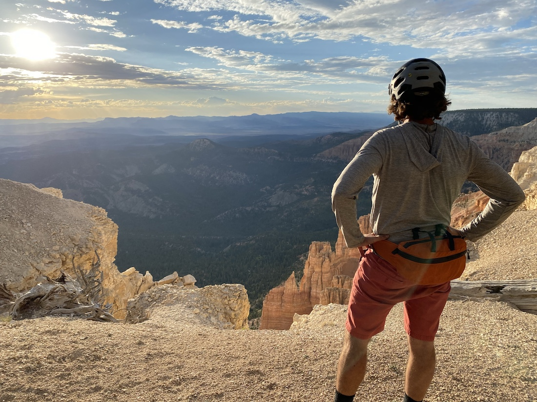 Utah Gets New Hut-To-Hut Trail for Mountain Bikers