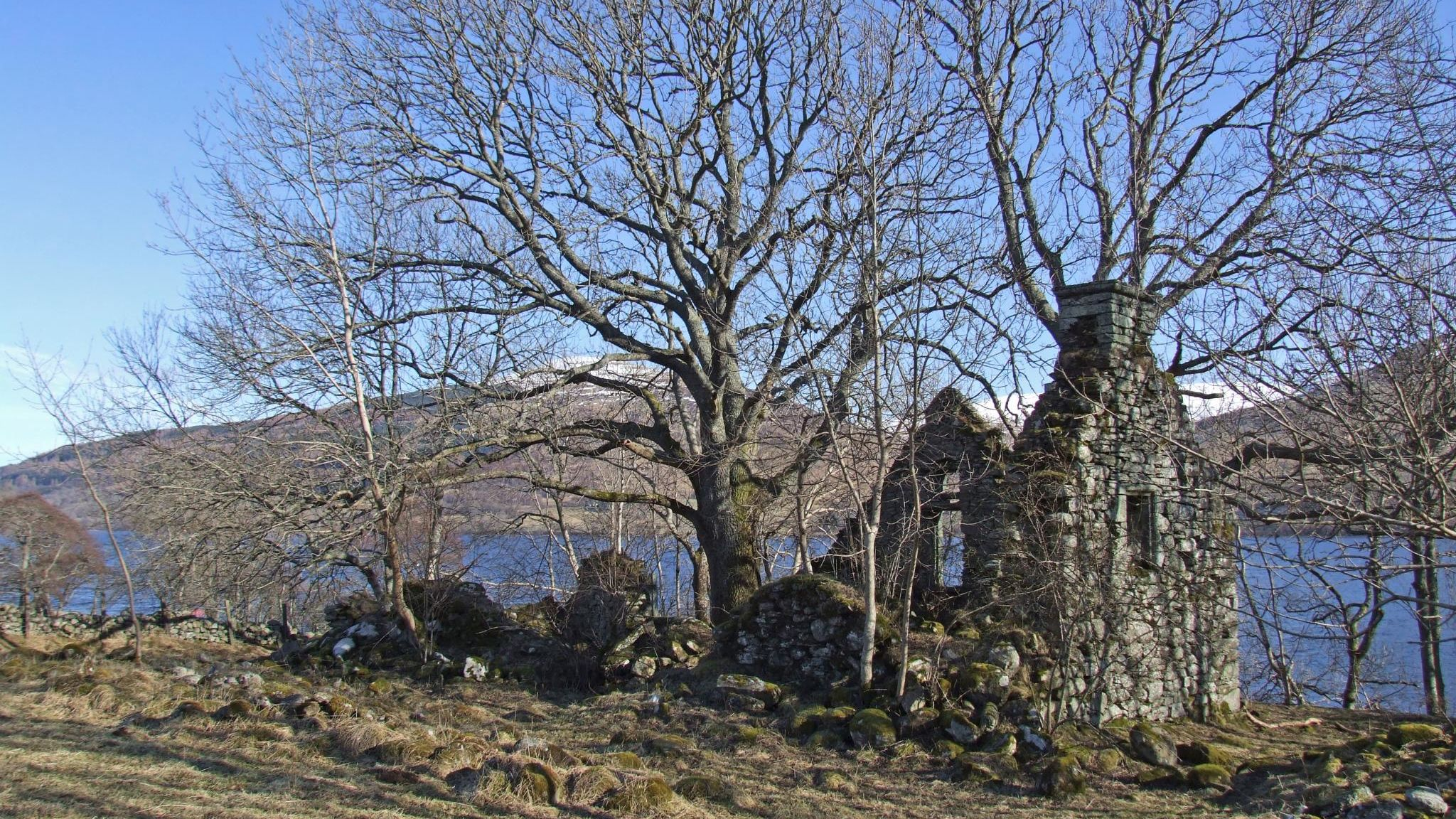 This Haunted, Abandoned Village in Scotland Can Be Yours for $173,000