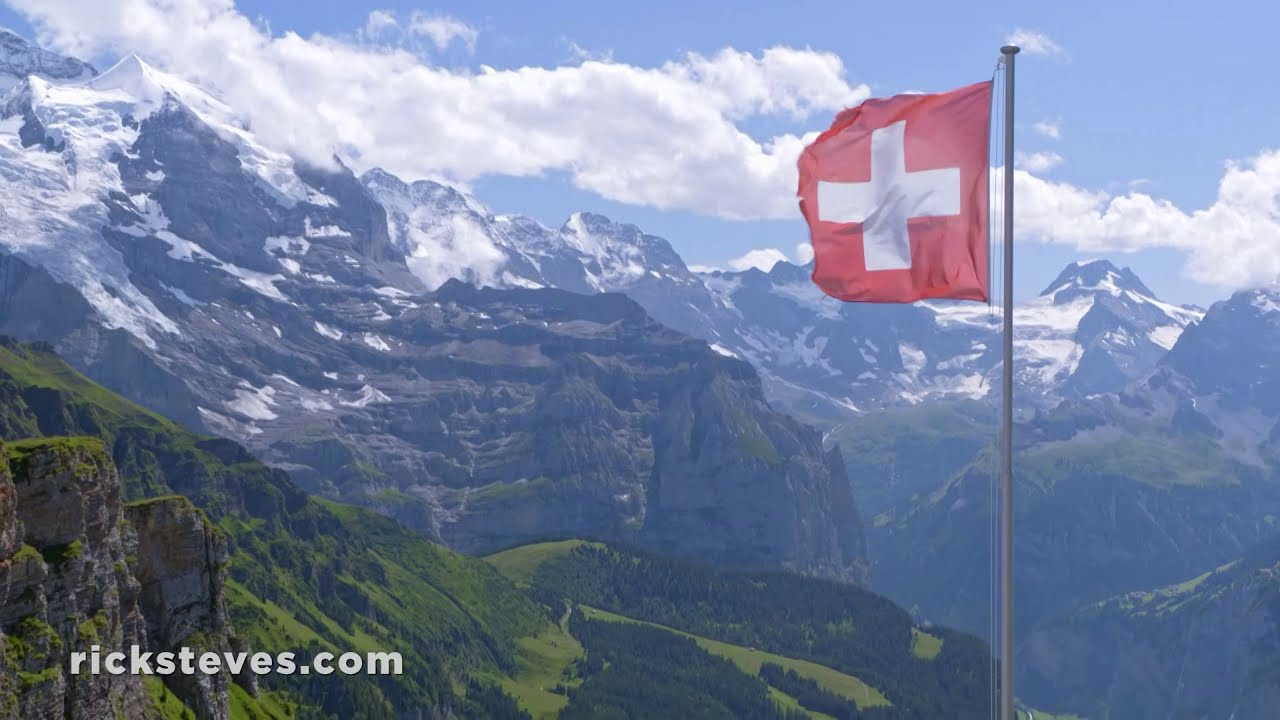 Switzerland's Jungfrau, Schilthorn, and Lauterbrunnen Valley