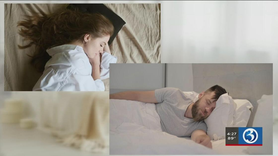 Wellness Wednesday: Sleep experts say pandemic led to more people getting less sleep