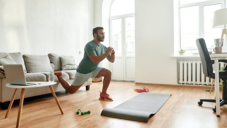 Thirty minutes' exercise won't counteract sitting all day, but light movement helps