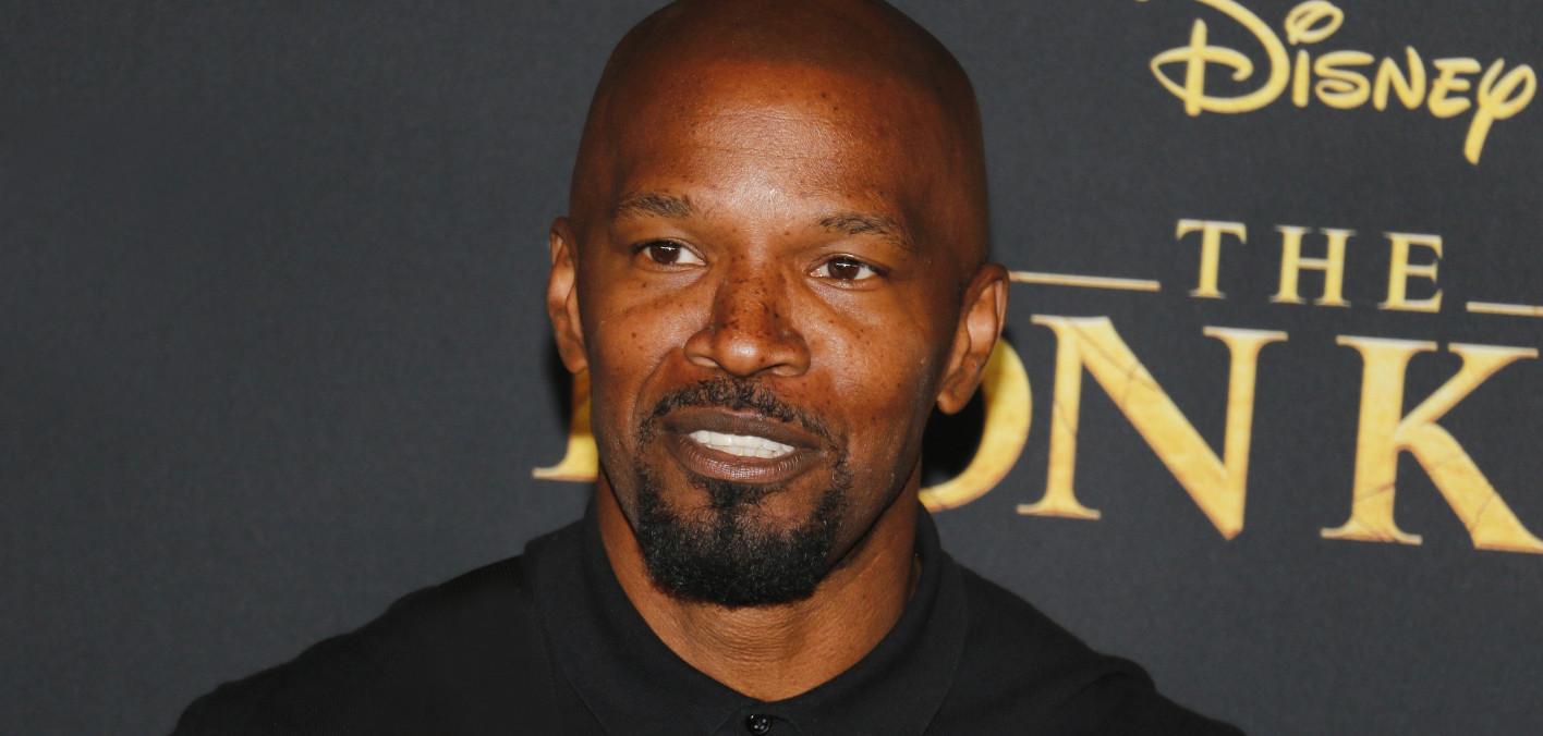 Jamie Foxx Encourages At-Risk Minorities to Get Screened for Colorectal Cancer