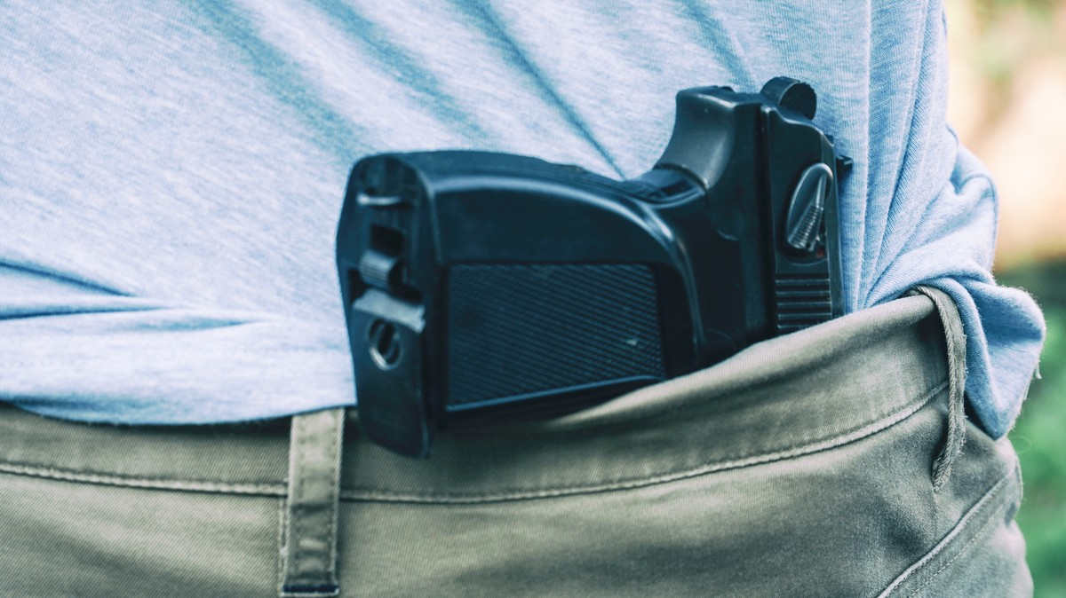 The Supreme Court Could Make It Easier to Carry Concealed Handguns