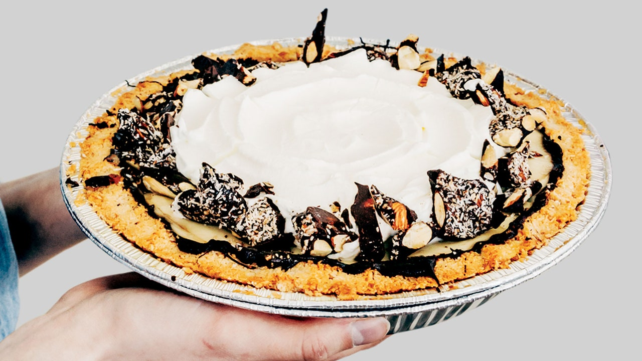 This Easy Coconut Macaroon Crust Will Improve Any Tart