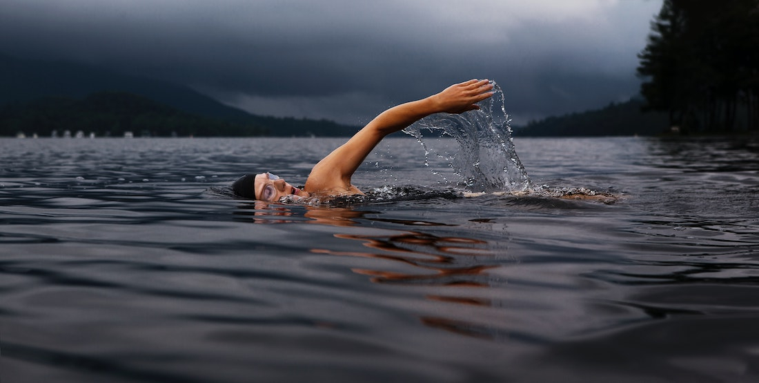 Why Open Water Swimming Can Make You Smarter