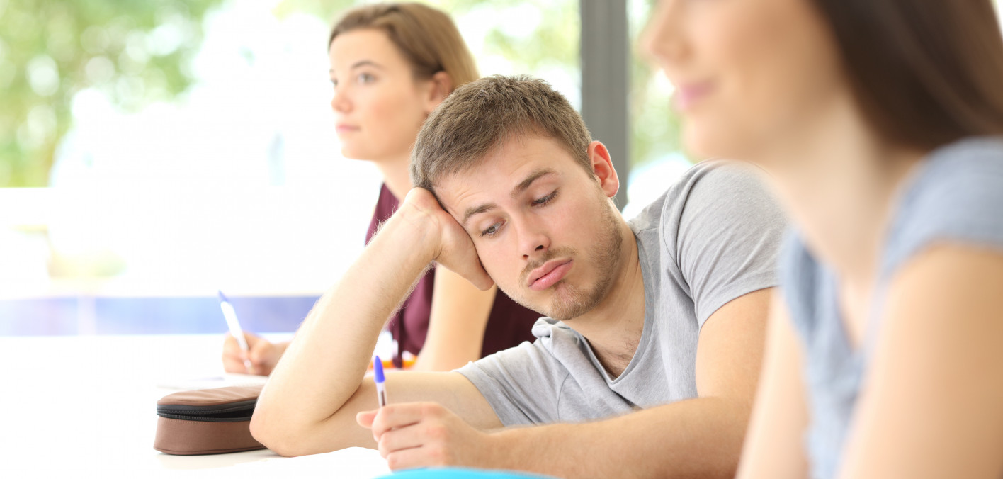 College Students With ADHD May Earn Poor Grades and Drop Out