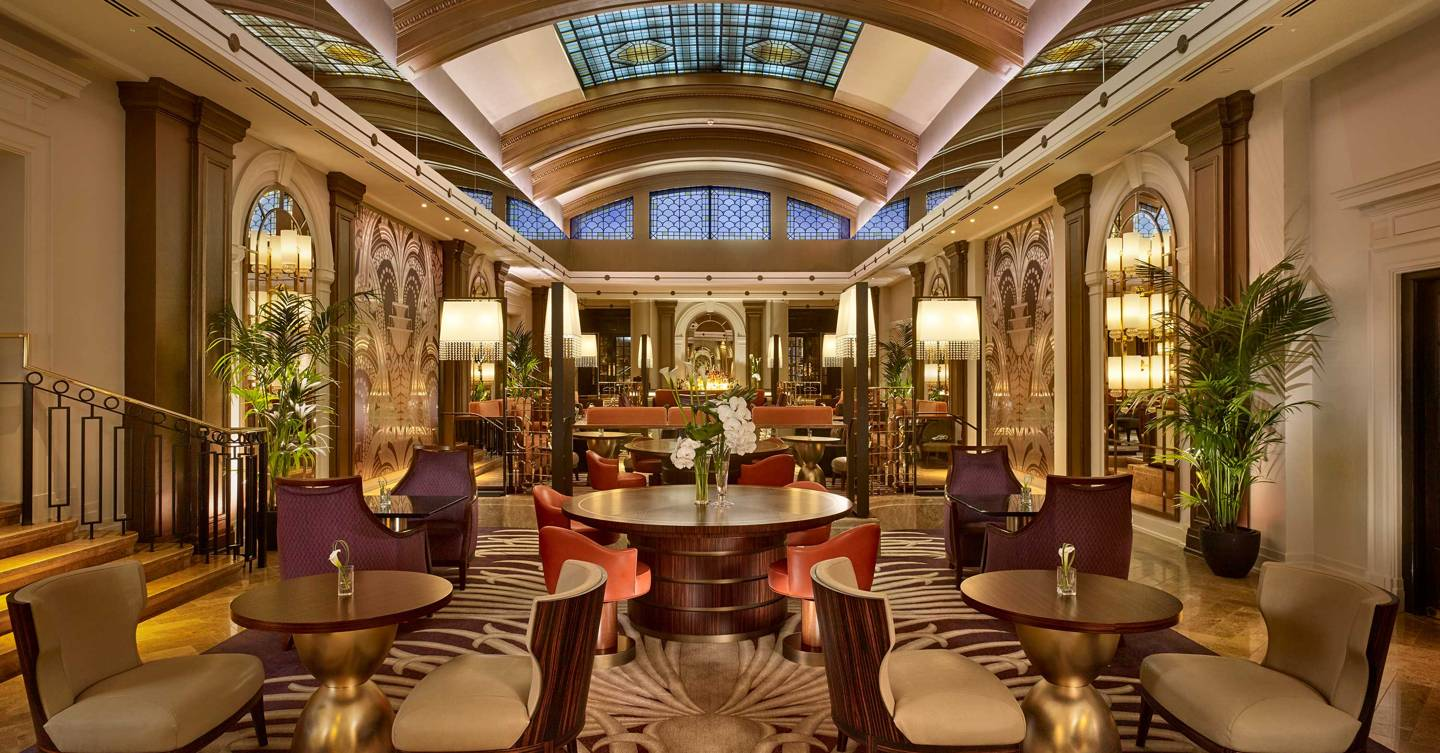 Win the ultimate London staycation with Marriott Bonvoy