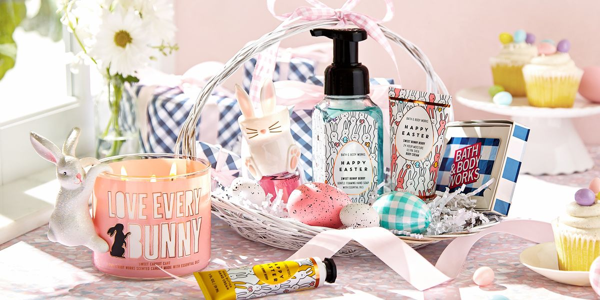Bath & Body Works' Easter Collection Is So Cute That Every-Bunny Needs It