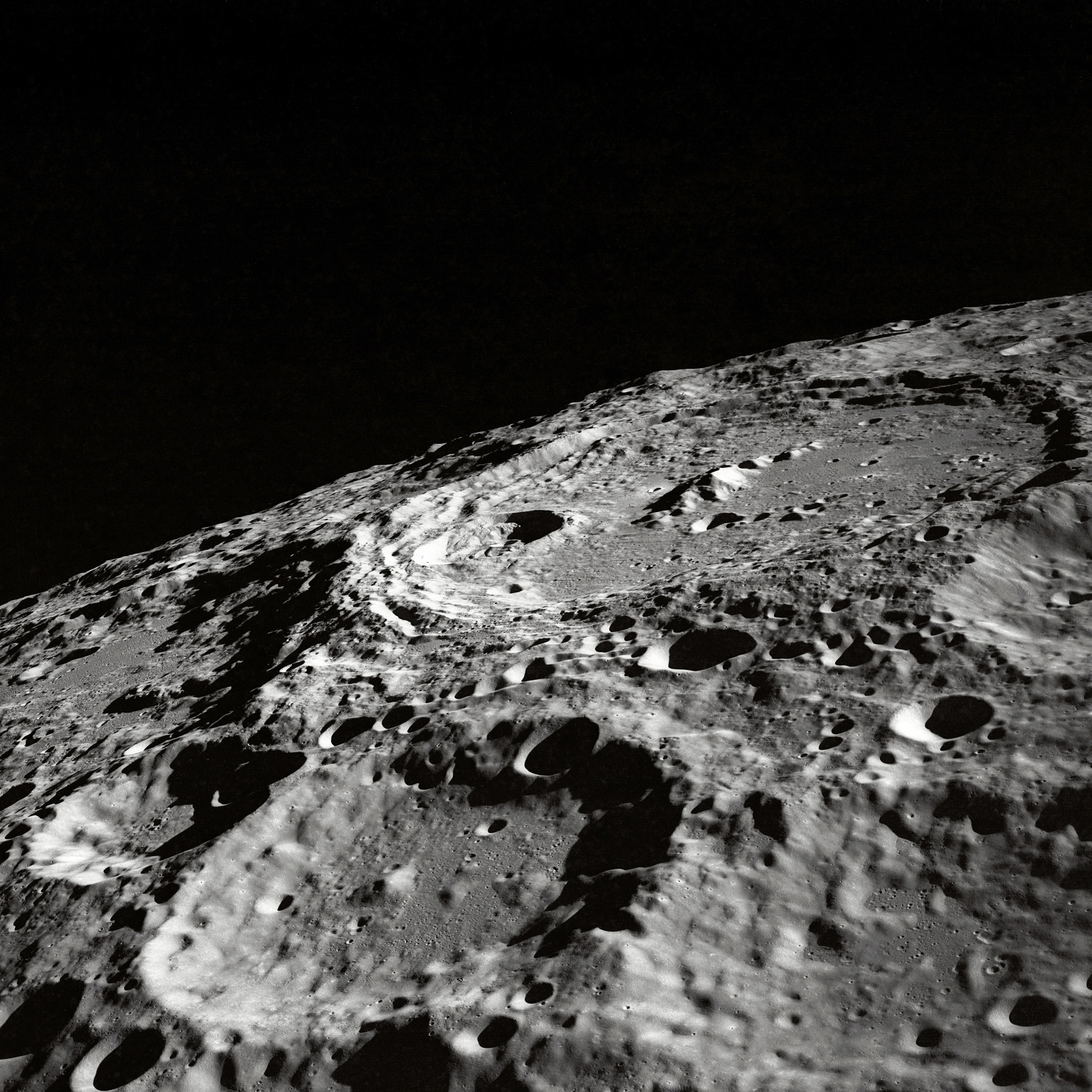 NASA Found a Lot of Water on the Moon In Breakthrough for Human Habitation