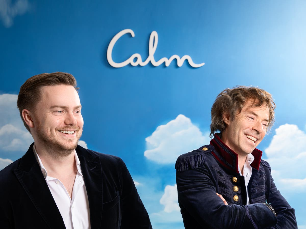 Breathe in, hold, breathe out: The minds behind Calm, the mindfulness app
