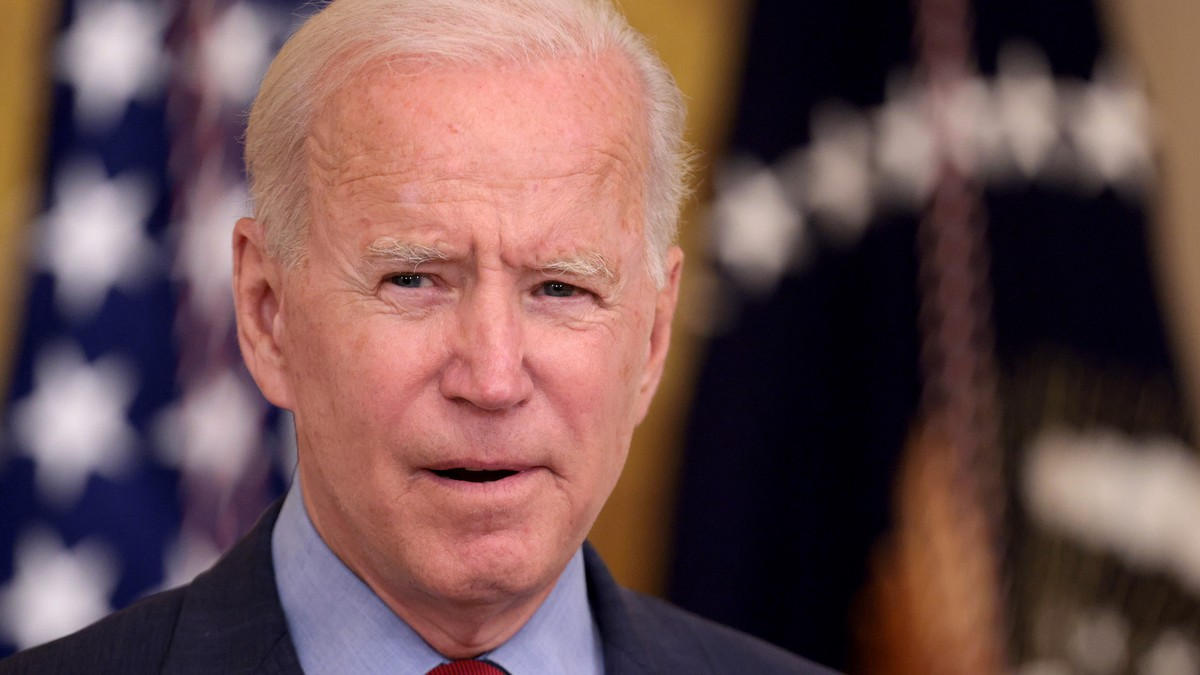 Biden Just Called for Andrew Cuomo to Resign
