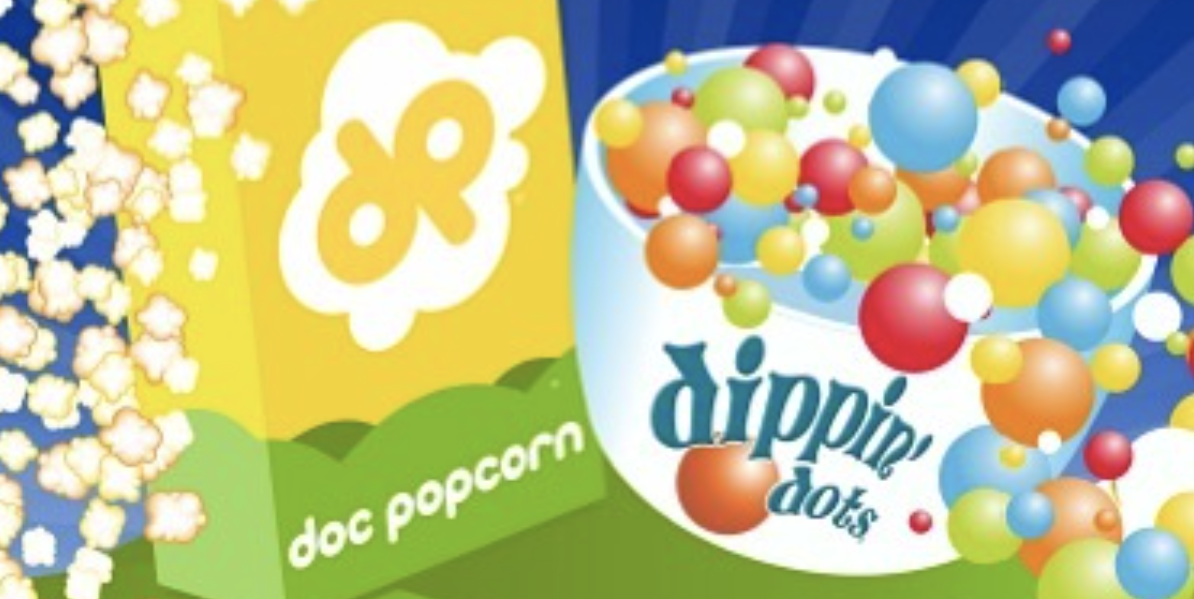 Dippin' Dots And Doc Popcorn Are Opening An NYC Flagship Store