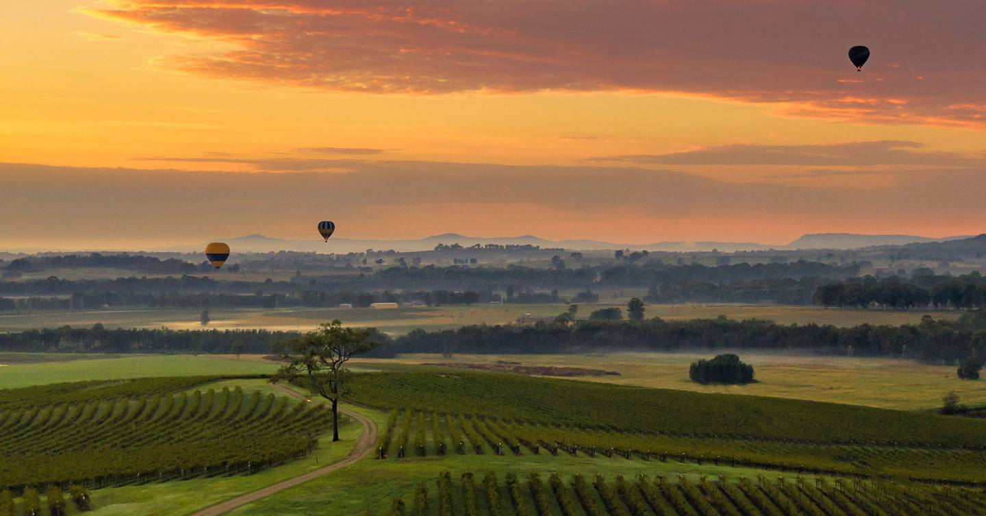 6 wine regions to know about in New South Wales, Australia