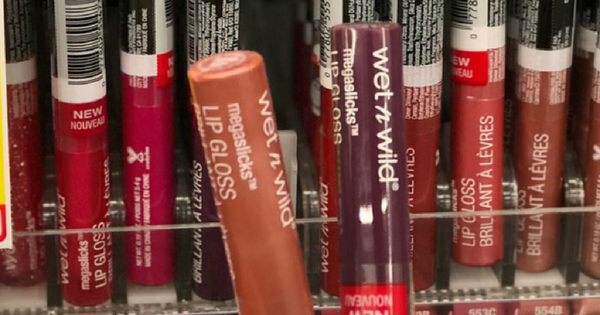Wet n' Wild Lip Color Only 49¢ on Walgreens.com (Regularly $3)