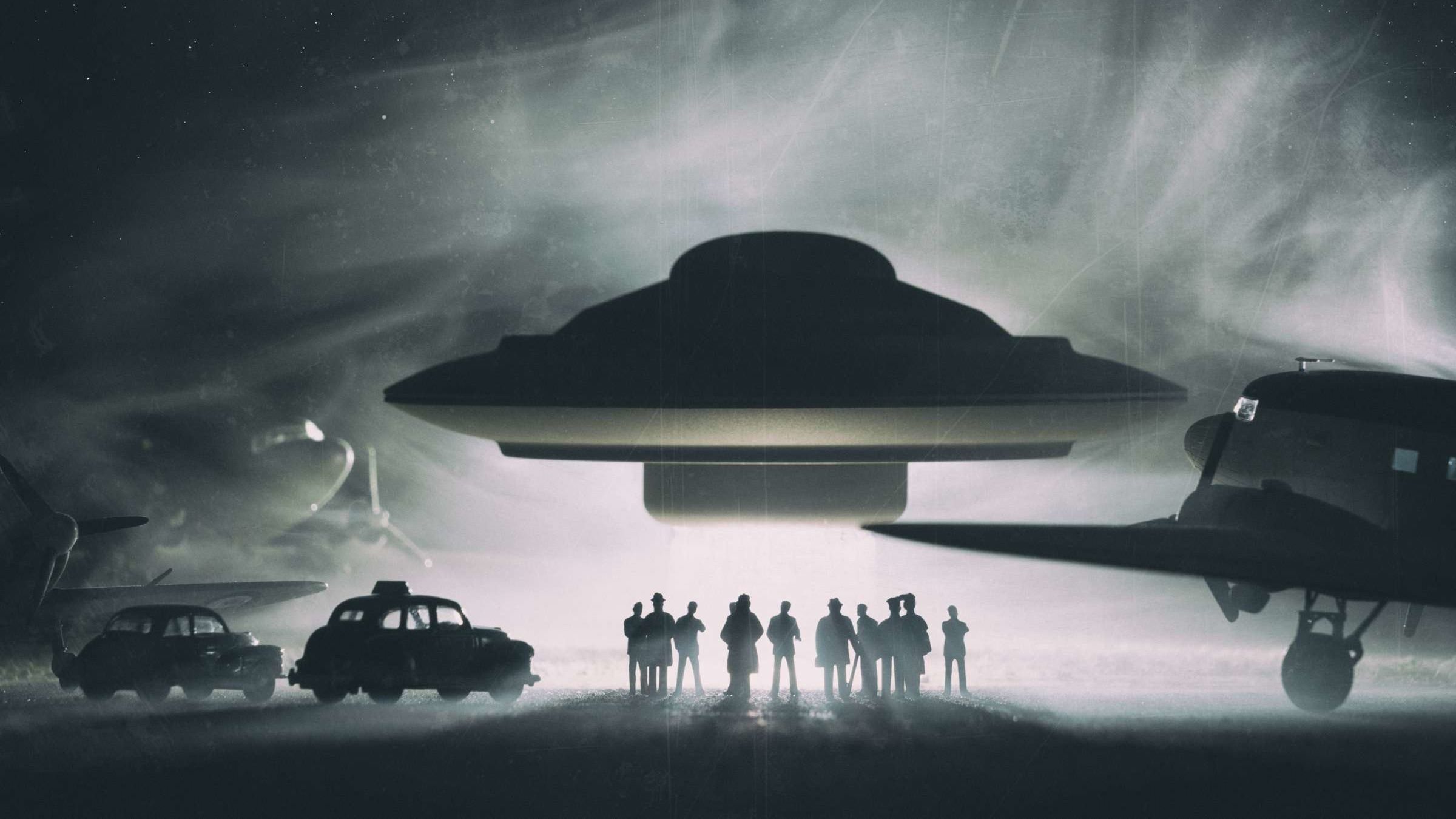 9 Facts About Project Blue Book, the Government's Top-Secret UFO Program