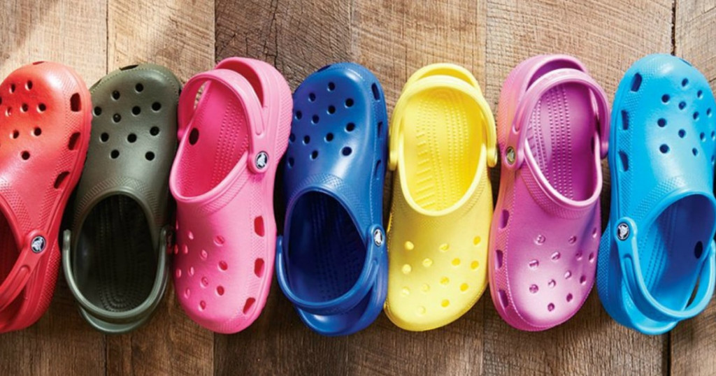 Up to 40% Off Crocs for the Whole Family