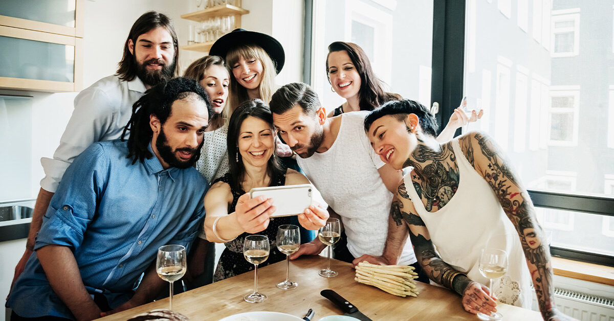 How 'Just Meeting a Few Friends' Can Become a Superspreader Event