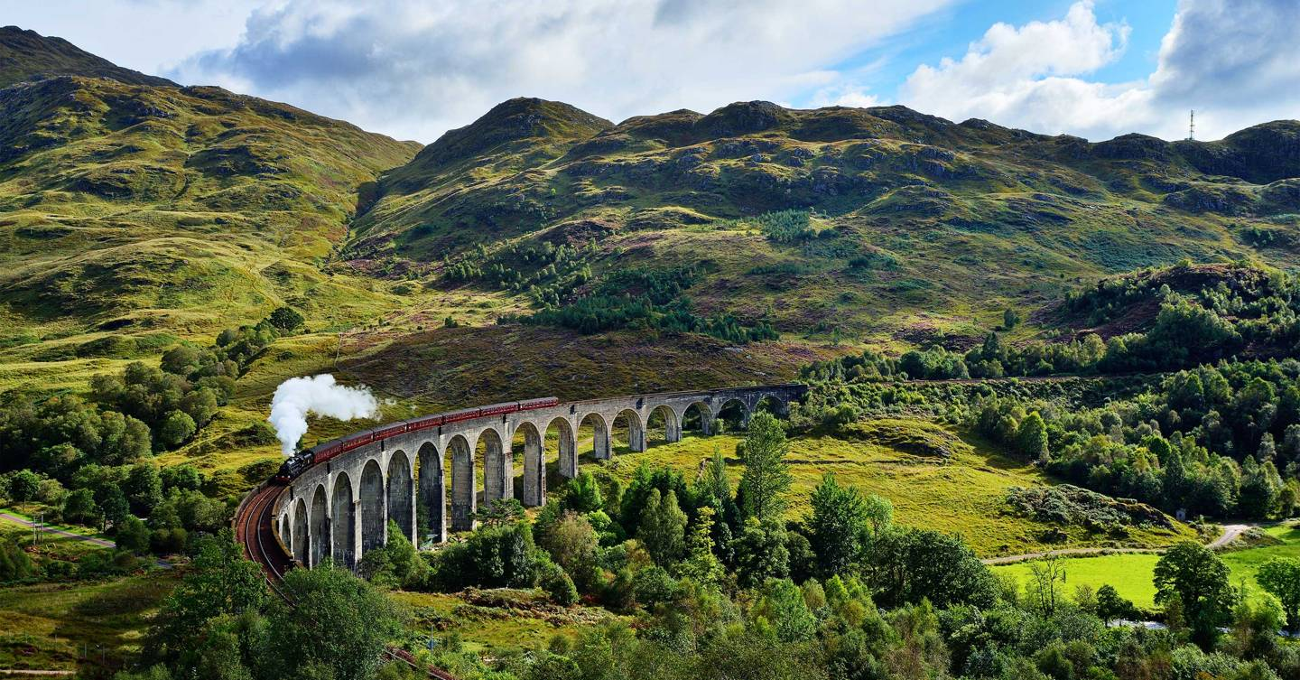 The 8 best train journeys in the UK