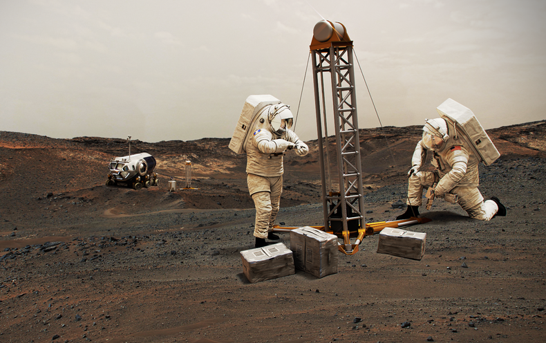New Space Radiation Limits Needed for NASA Astronauts, Report Says