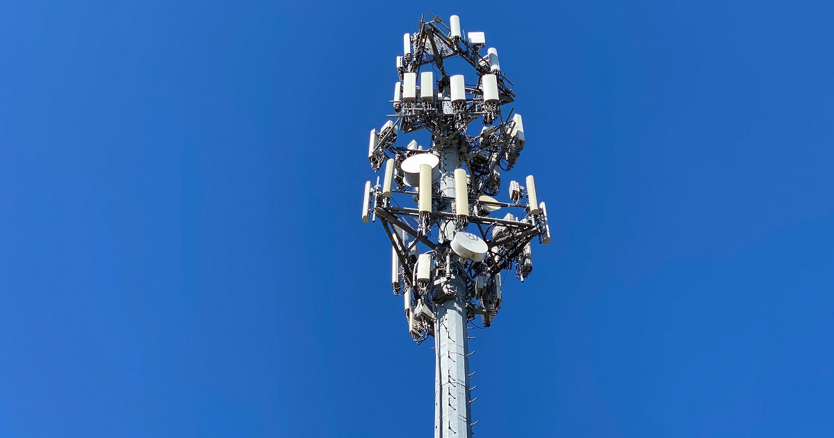 5G tower with 'Delta' power system is not related to Covid-19