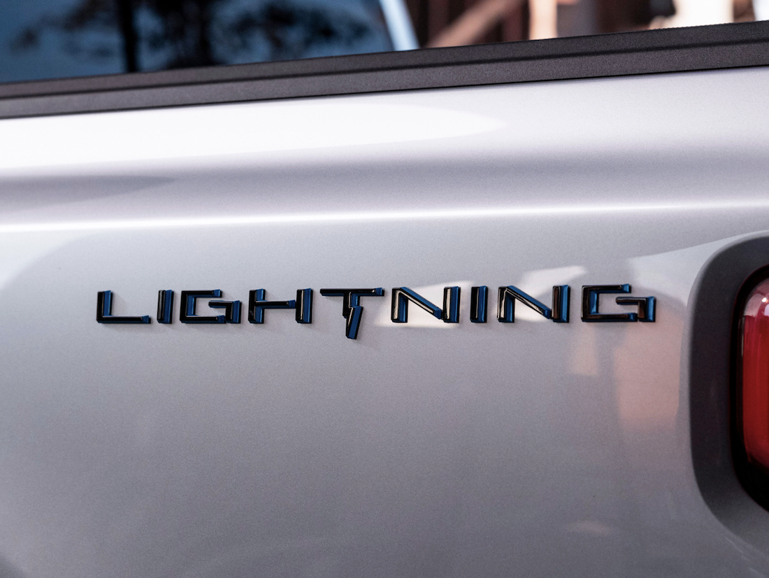 Ford Announces Name, Reveal Date of All-Electric F-150
