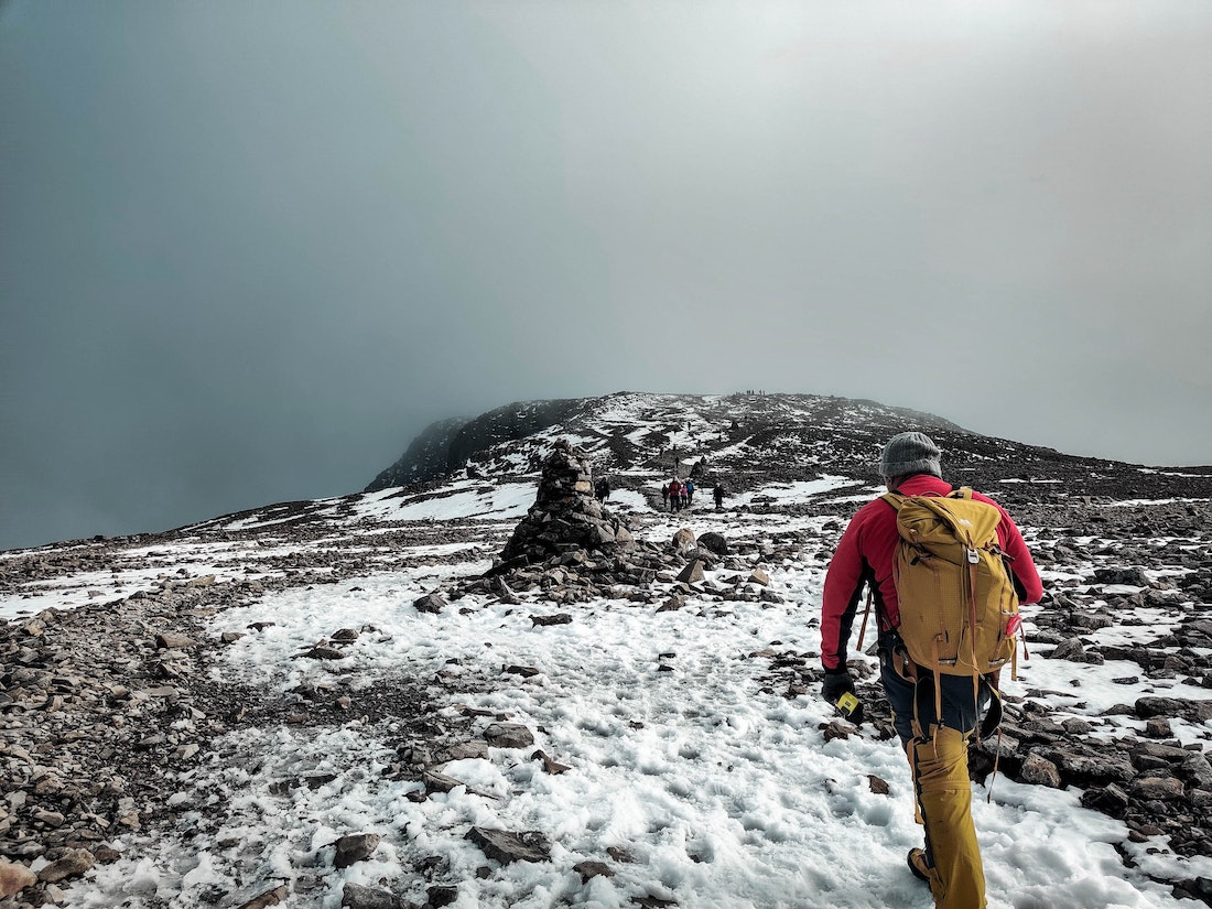 Google Maps Suggests Hiking Routes on UK Peaks That Are Pretty Much Fatal