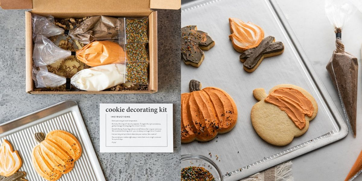 Magnolia Market's Fall Cookie Decorating Kits Are a Must-Have