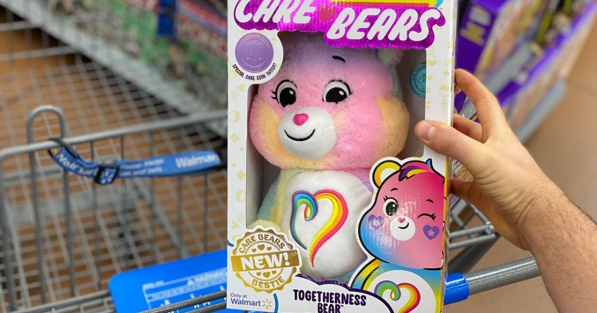 NEW Care Bears Togetherness Bear Plush Only $12.88 Exclusively at Walmart