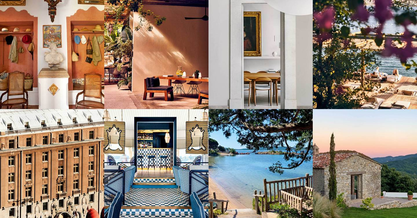 The best hotels in Europe: The Gold List 2021 and 2020