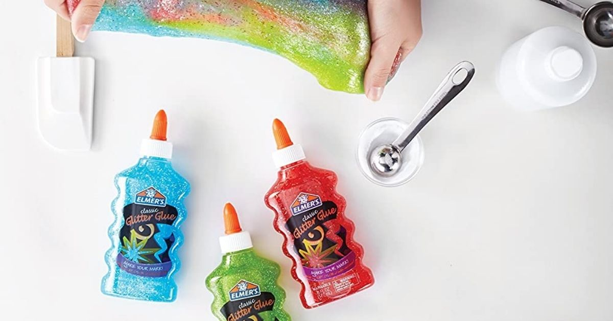 Elmer's Slime Starter Kit Only $4.99 on Amazon (Regularly $7)