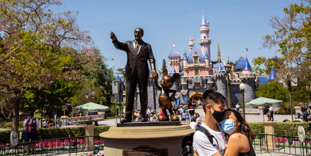 You Can Win A Free Trip To Disneyland Next Month